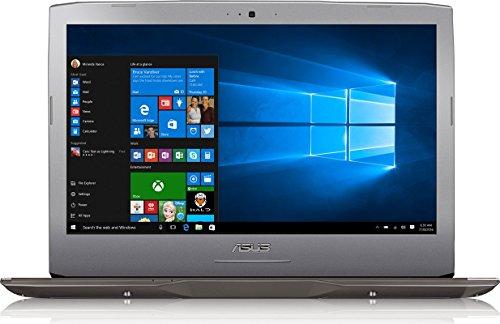 """[AMAZON] ASUS ROG G752VM Notebook mit Core i7-6700HQ, 8GB RAM, 1TB HDD, 256GB SSD, GeForce GTX 1060 6GB, G-SYNC, 17,3"""" FHD matt, Tastaturbeleuchtung, Win 10 für 1.586,24 €"""