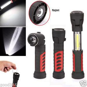 3 in 1 Arbeitsleuchte (1200 LM) mit Winkel, Magnet & Stablampe für 5,98€