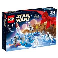 [buecher.de] Lego Star Wars Adventskalender 2016 (75146) PVG: 28,94€