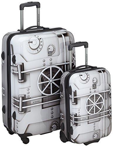 Saxoline Koffer-Set in Grau für 50,33€ statt 132€
