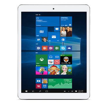 "[Banggood]Teclast X98 Plus II Tablet PC Grau 9,7"" Android 5.1/Windows 10 Intel Cherry Trail Z8300 64bit Quad Core 4GB RAM"