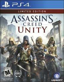 (Amazon.com) Assassins Creed Unity - Special Edition (PS4) für 14€