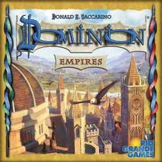 Dominion Empires (Rio Grande Games) für 24,99 € @ Hugendubel