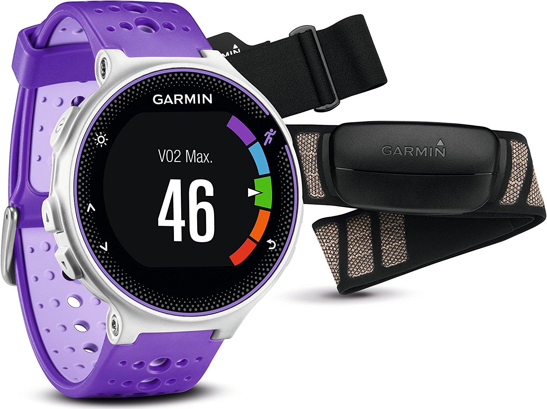 Garmin FORERUNNER 230 violett HRM