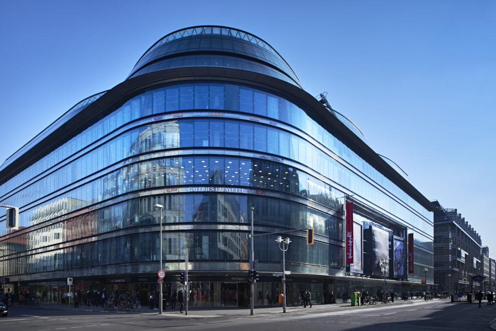 Lokal Berlin: Lancôme Galeries Lafayette 5 ml Probe Visionaire Creme