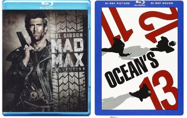 2 von 3 Trilogien für ~19,70€: Mad Max Trilogie + Oceans Trilogie + Batman Trilogie (Blurays) (jeweils mit deutscher Tonspur) [Amazon.it]
