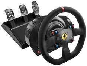 Thrustmaster T300 Ferrari Integral Racing Wheel Alcantara Edition für 333€ bei eBay