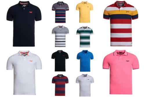 Ebay - Herren Superdry Polo-Shirts Versch. Modelle und Farben