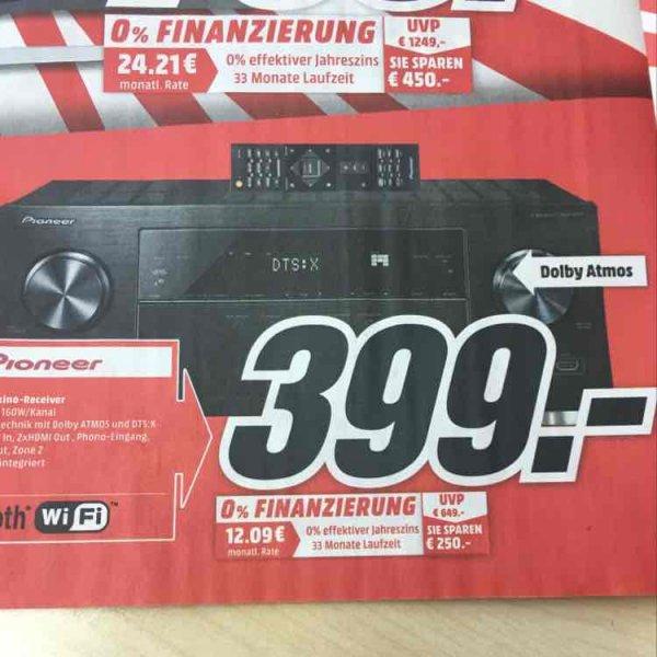 Pioneer VSX 1131 B, Lokal Media Markt Dortmund