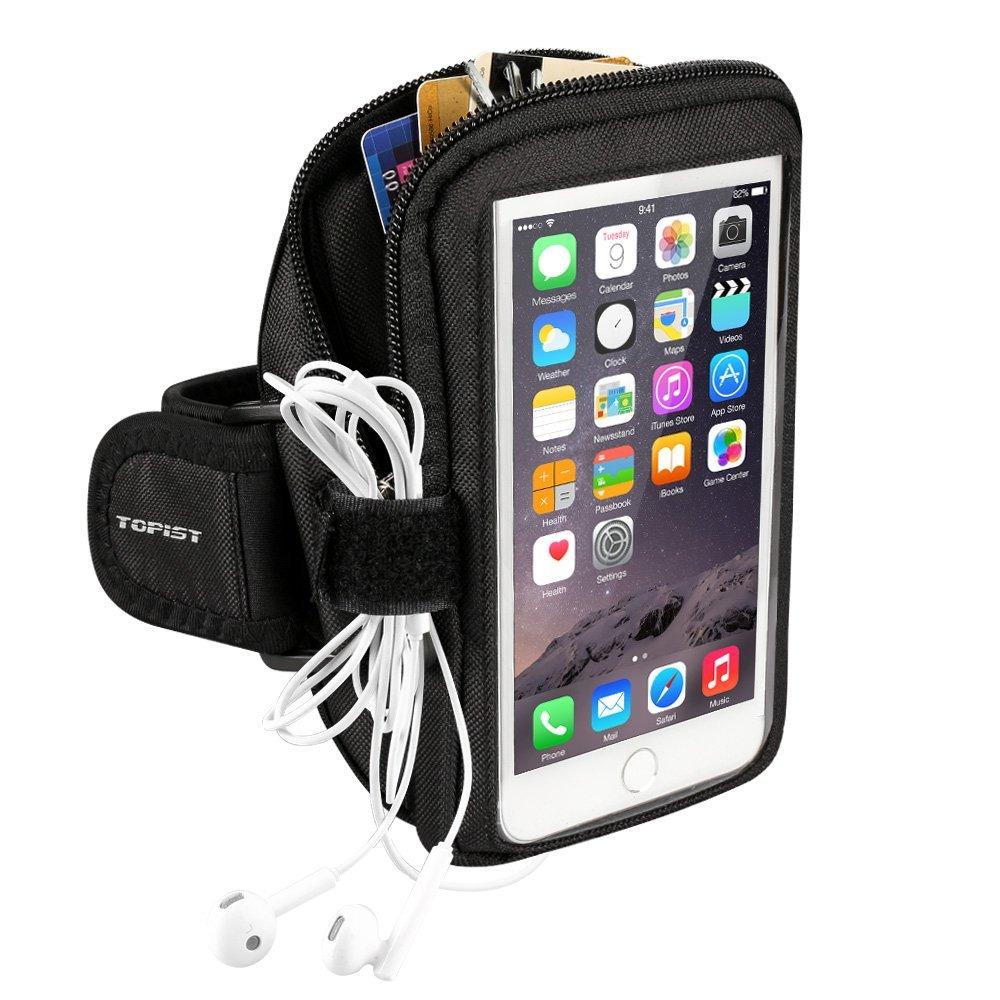 [Amazon] Sportarmband für Handys mit Extra Tasche für 7,12€(Prime)