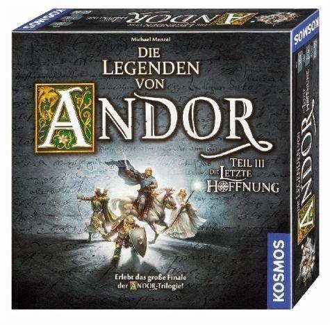Die Legenden von Andor, Teil III, Die letzte Hoffnung für 34,99€ (Buecher.de)