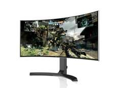 LG 34UC88 Curved freesync Monitor @ Amazon.it