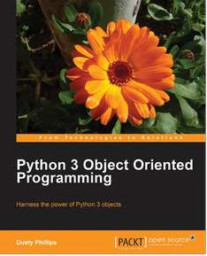 "packtpub.com - Free EBook ""Python 3 Object Oriented Programming"""