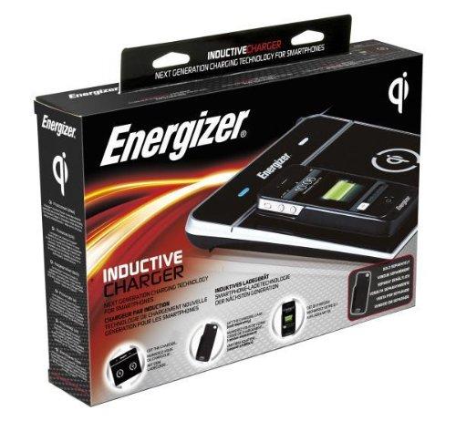 (Prime) ENERGIZER Twin QI Induktives Ladegerät 9,99 EUR (Marketplace)