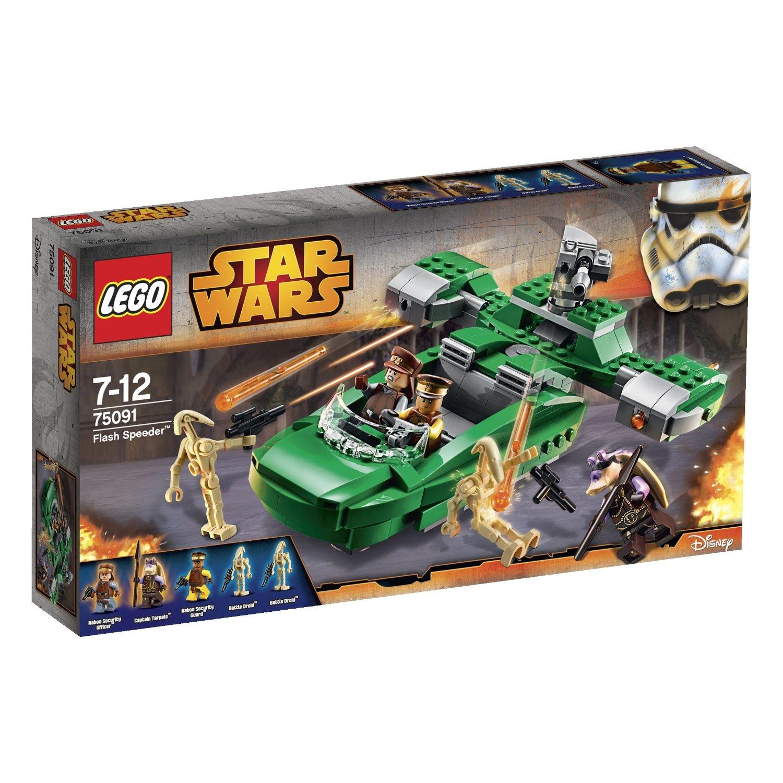[Cyperport via eBay] LEGO Star Wars 75091 Flash Speeder für 19,90 € inkl. Versand