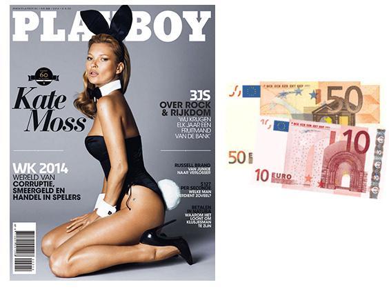 Heißer Deal! 12 Ausgaben Playboy (Print & Digital) mit Bargeldprämie für effektiv 25€