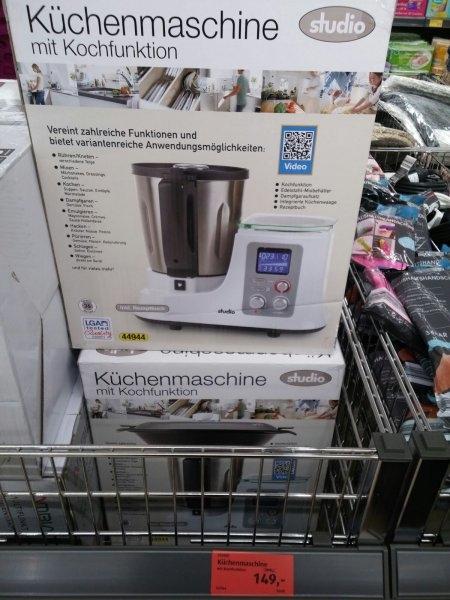 [Aldi Süd] Nürnberg Grolandstr. Küchenmaschine mit Kochfunktion Thermomixklon