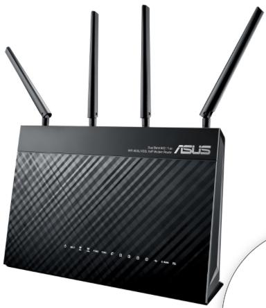 Asus DSL-AC87VG WLAN AC2400 Router für 169€ bei Notebooksbilliger