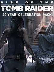 Rise of the Tomb Raider - 20 Year Celebration Pack (= quasi-Addon zu Rise of the Tomb Raider) (Steam) für 8,14€ [GMG]