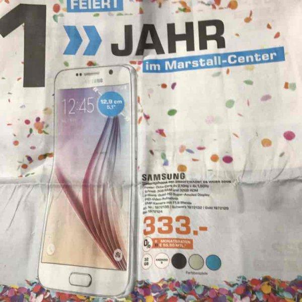 [Lokal] Samsung Galaxy S6 333€ Geburtstagswerbung, viele weitere Angebote im Text! (Ludwigsburg)