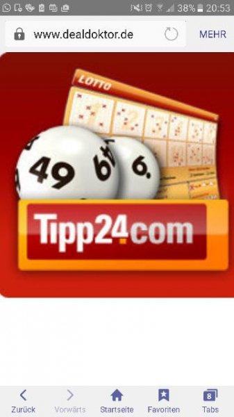 Tipp24 2,50€ Gutschein für Bestandskunden bei Euro Milliones