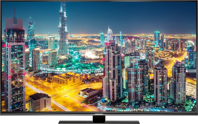 1099,- statt 1.506,47 GRUNDIG 55 GUB 9688 IMMENSA VISION 9 UHD TV (Flat, 55 Zoll, UHD 4K, 3D, SMART TV) Bild in Bild (Mediamarkt Nordhorn)
