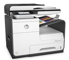 [OFFICE Partner] HP PageWide Pro 477dw Tintenstrahl-Multifunktionsgerät