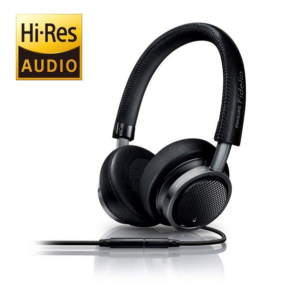 (Amazon.com) Philips Fidelio M1 MKII On-Ear Kopfhörer für 62€