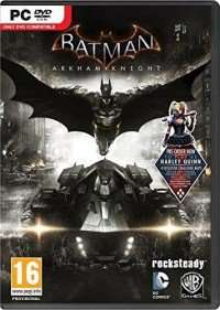 Batman: Arkham Knight (PC/Steam) für 5,25 EUR/Premium Edition (PC/Steam) inkl. Season Pass für 7,35 EUR