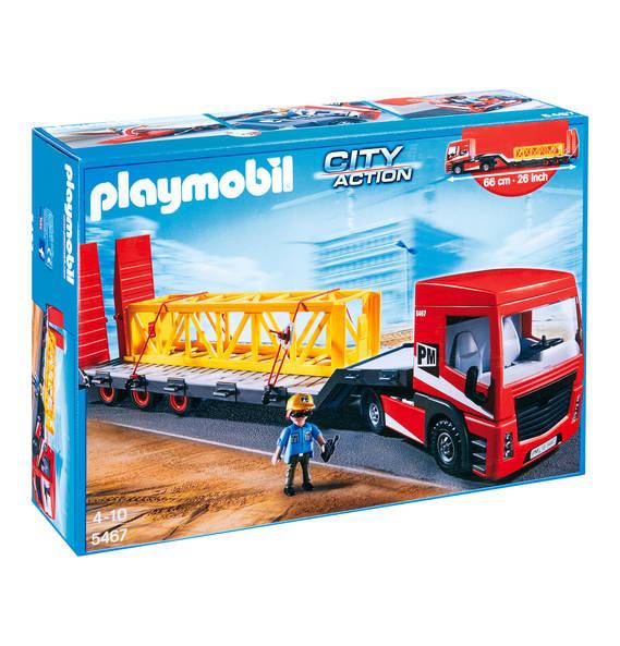 Playmobil Schwertransporter 5467 für 17,99€ bei Abholung @ [GALERIA-Kaufhof] statt ca. 30€