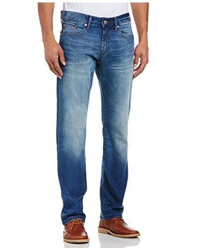 (Amazon Prime) Esprit Herren Straight Leg 5 Pocket Jeans für 19,99€