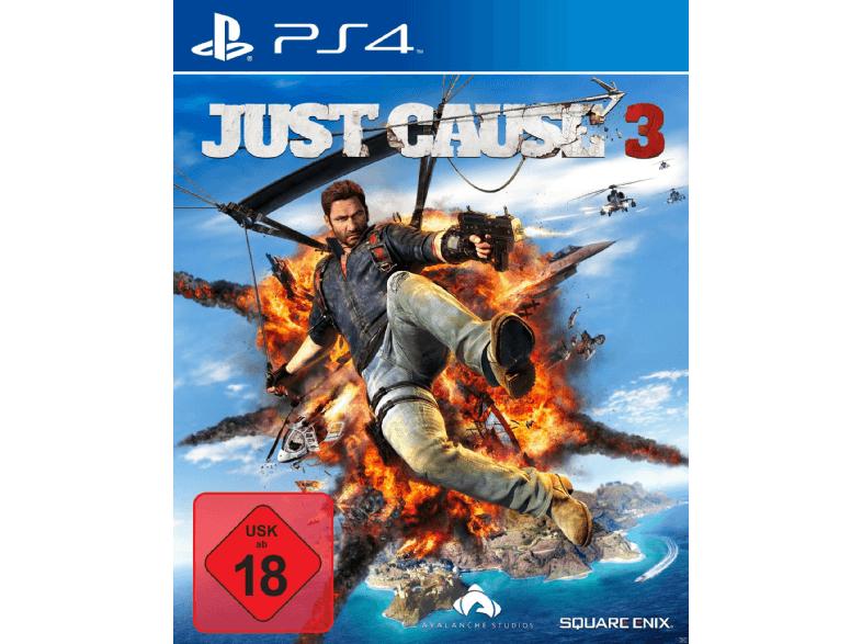 [Saturn Weekend Deals] Just Cause 3 - PlayStation 4 für 22,-€ Versandkostenfrei *Teil der Eintauschliste*