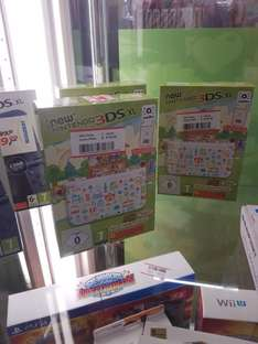 New 3ds XL Animal Crossing Happy Home Designer [Lokal Gifhorn]
