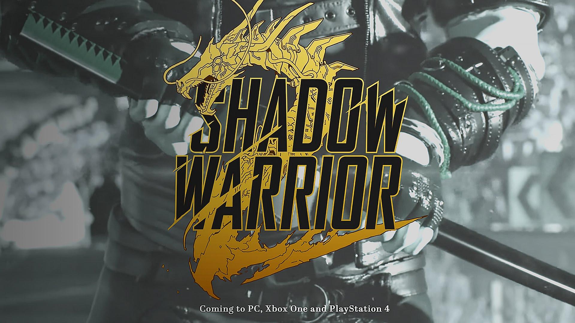 Shadow Warrior 2 Steam Gift