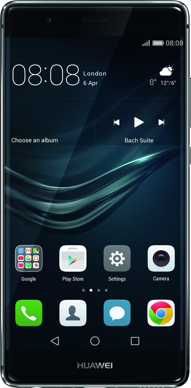 Huawei P9 Mystic Silver oder Titanium Grey Single-SIM