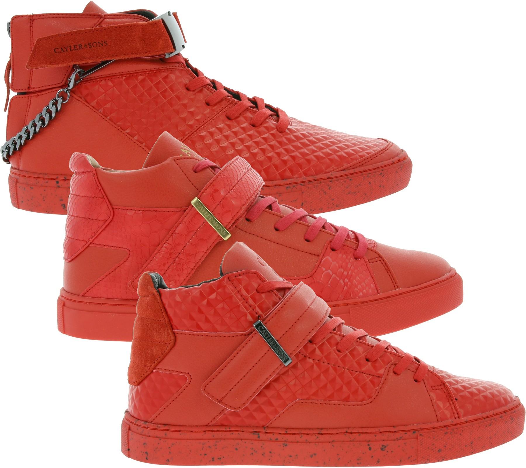 [Outlet46] CAYLER & SONS Sashimi Hamachi Herren Sneaker in verschiedenen Modellen für 22,99€