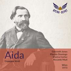 [Opera Depot] Aida mit Gwyneth Jones und Placido Domingo als Gratis-Download