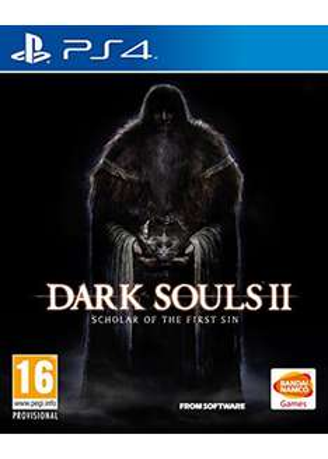 Dark Souls 2: Scholar of the First Sin (PS4) für 18,64€ [Base]