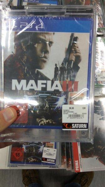 Braunschweig Saturn Mafia 3 PS4 39€