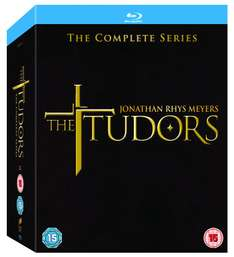 [Amazon.uk] The Tudors - Complete Series, Mad Max, Twin Peaks und mehr - Bluray