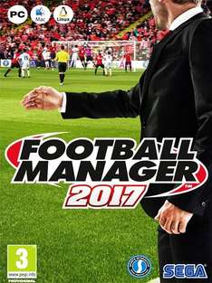 Football Manager 2017 - Limited Edition - Steam-Key
