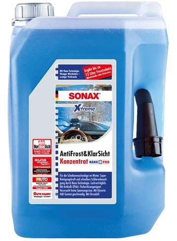SONAX 232505 XTREME AntiFrost&KlarSicht Konzentrat, 5 Litre