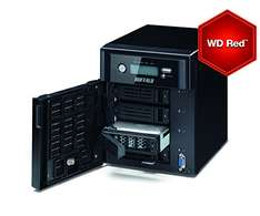 4x2TB NAS Buffalo WS5400DR0804W2 Terastation 5400 bei Amazon.it für 710€