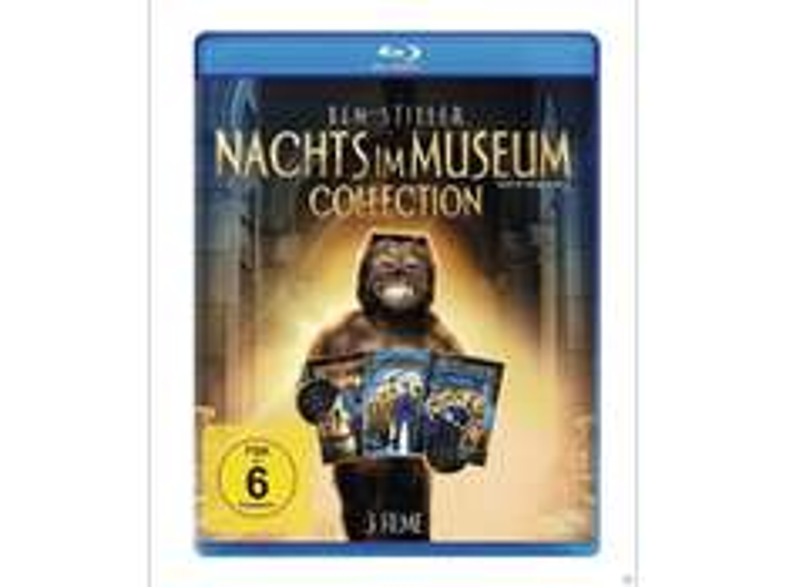 [Saturn.de] Nachts im Museum Trilogie 1-3 (Blu-ray) für 12,99 € inkl. VSK