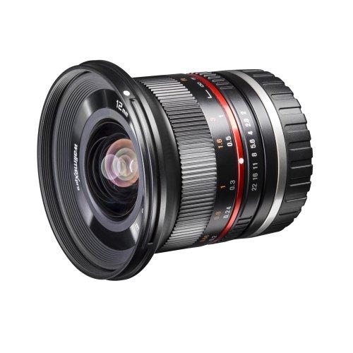 [Amazon] Walimex Pro (aka. Samyang, Rokinon) 12mm f2.0 Objektiv für Sony E-Mount, schwarz