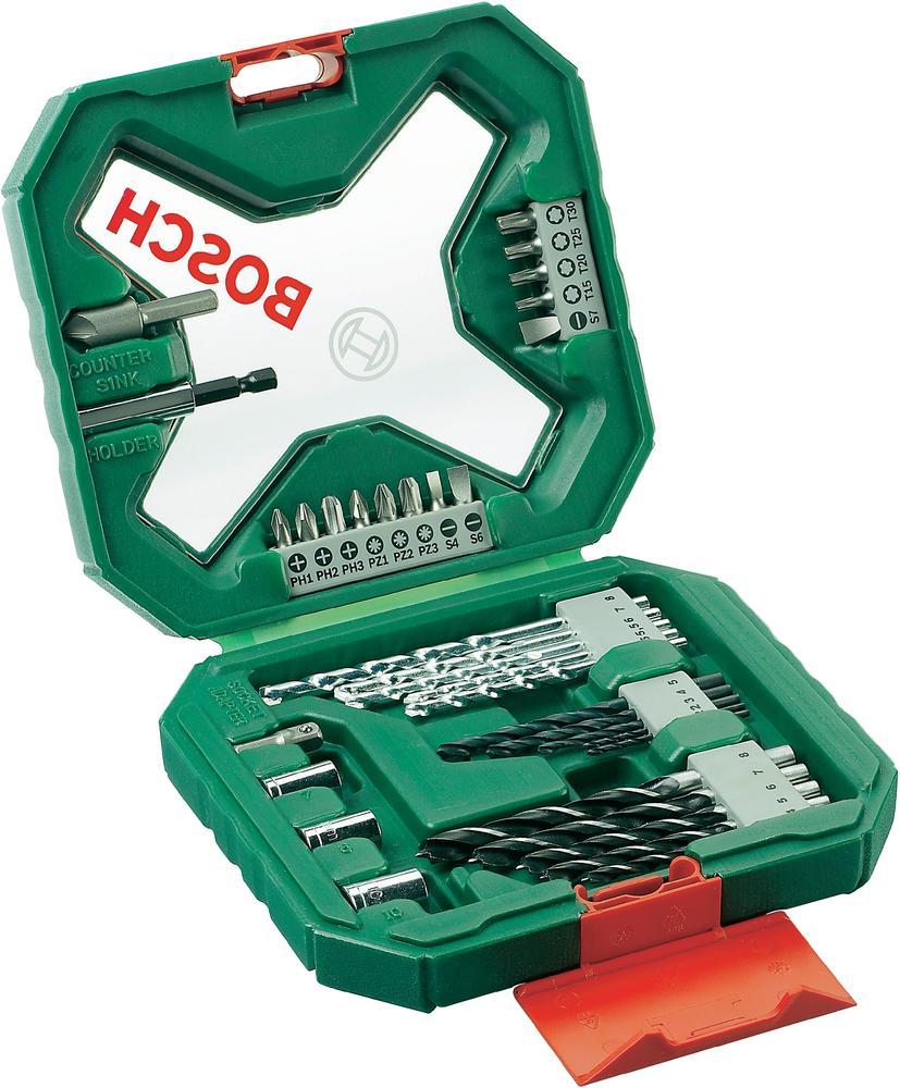 Bosch X-Line 34tlg. Bohrersortiment für 8,49€ [Amazon Prime]