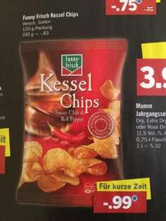 funny frisch Kessel Chips am Lidl Supersamstag (22.10.)