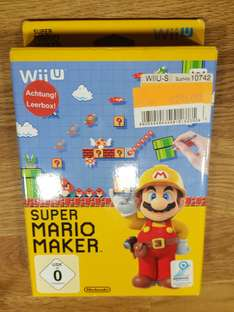 Super Mario Maker - WIIU (lokal real.- in Waiblingen)