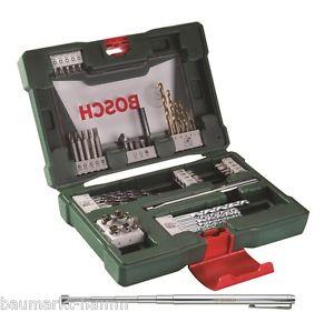 @ebay: BOSCH 48-teilig V-Line Bit- und Bohrer-Set 2607017314 mit Magnetstab 14,99