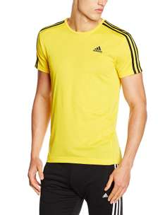 Adidas Herren Sport T-Shirt Essentials 3 Stripes ab 7,16€ statt ca. 30€ [Amazon Prime]